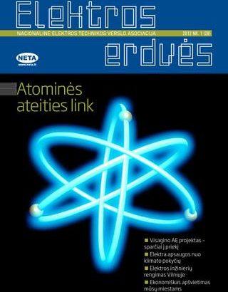 Žurnalas Elektros Erdvės Nr. 28 2012