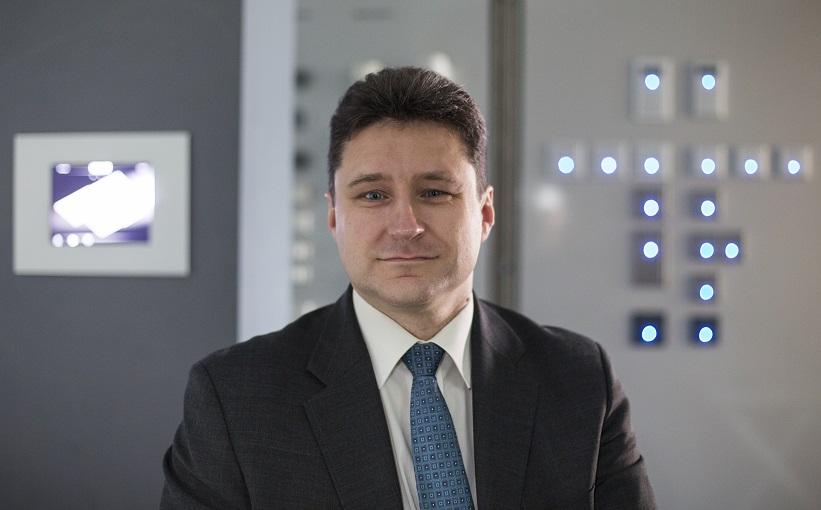JUNG Vilnius direktorius Raimundas Skurdenis