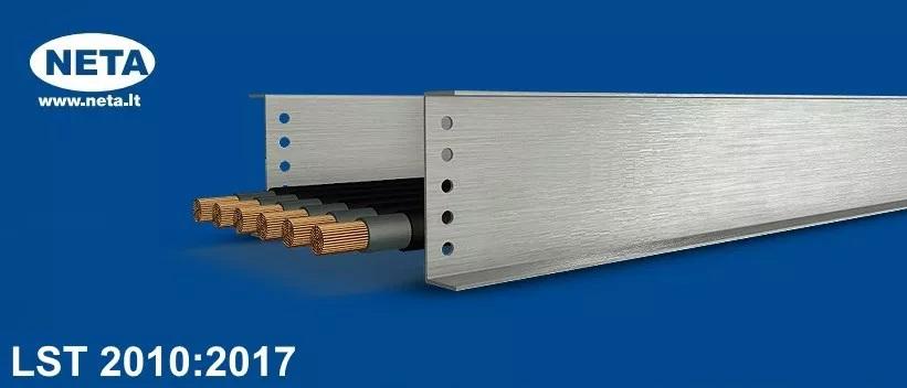 LST 2010:2017 Standarto reikalavimai kabelių parinkimui. Kabelių montavimo ir tvirtinimo sistemos. Vamzdžių sistemos elektros laidams tiesti